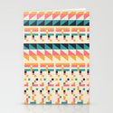Pattern # 1 Stationery Cards