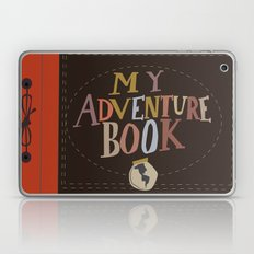 My Adventure Book.. Up, … Laptop & iPad Skin