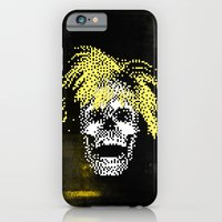 iPhone & iPod Case featuring Andy POSTportrait by krayon