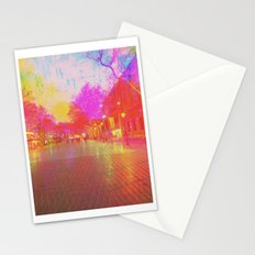 Multiplicitous extrapolatable characterization. 14 Stationery Cards