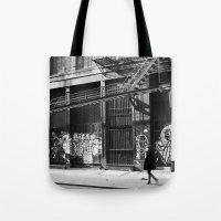 Crosby Street SoHo Tote Bag