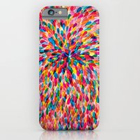 iPhone Cases featuring Colorful by Aeropagita Prints