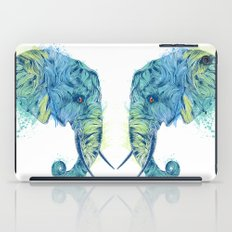 Elephant Head II iPad Case