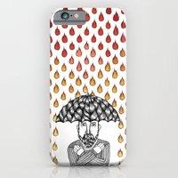 iPhone & iPod Case featuring LONDON by Komson