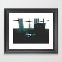 O F F I C E 0 2 Framed Art Print