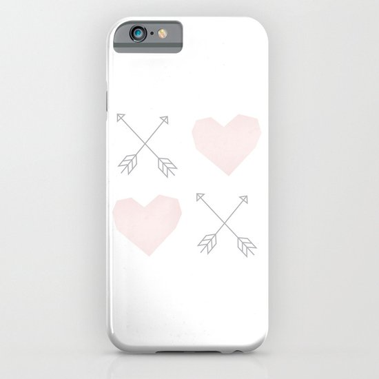 X (Heart) X (Heart) iPhone & iPod Case