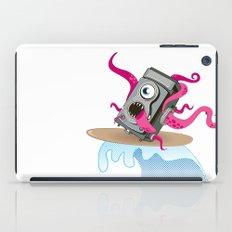 Monster Camera Surfing iPad Case