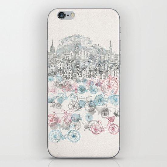 Old Town Bikes iPhone & iPod Skin