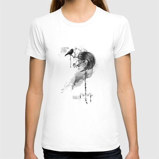 Find me into myself T-shirt