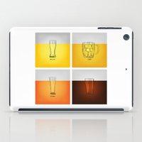 Golden Nectar iPad Case