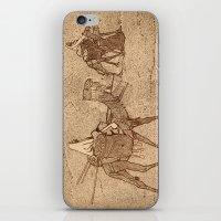 Ship of the Desert iPhone & iPod Skin