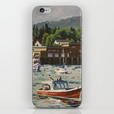 Bass Harbor, Maine iPhone & iPod Skin