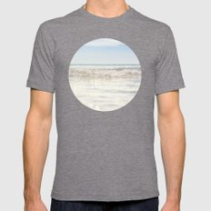 Refrigerator Mens Fitted Tee Tri-Grey SMALL