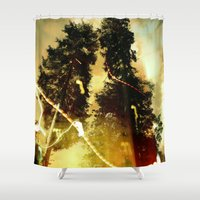 Fire Keeper Soul Shower Curtain