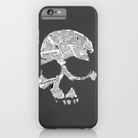 iPhone & iPod Case featuring No News is Good News by Tom Burns