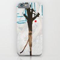 Winter Fruit HaiKu iPhone 6 Slim Case
