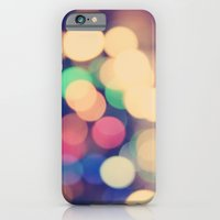 Blurred Lights iPhone 6 Slim Case