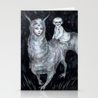 SEER . The Ride  Stationery Cards