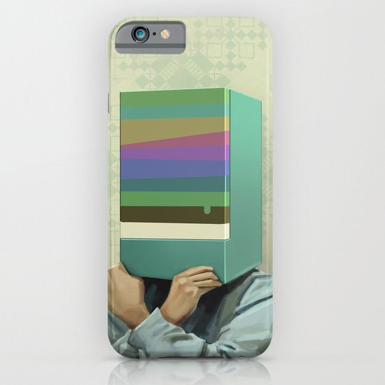 Hiding iPhone & iPod Case