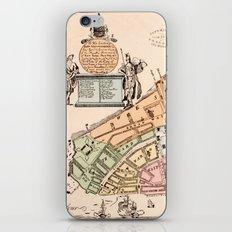 New York City 1728 iPhone & iPod Skin