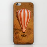 Bygone era iPhone & iPod Skin