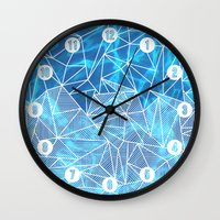 Blissful Rays Wall Clock
