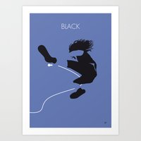 No008 MY Pearl Jam Minim… Art Print
