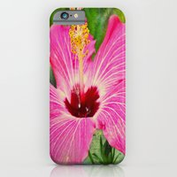 iPhone & iPod Case featuring Flower by Jason Michael