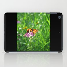 Danaus Plexippus iPad Case
