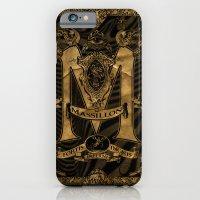 Mässillon Darkness iPhone 6 Slim Case