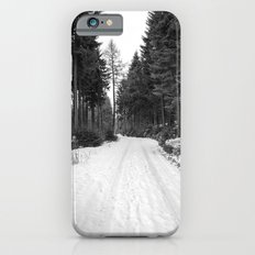 winter landscape iPhone 6 Slim Case