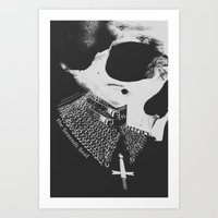 The Seventh Seal Art Print
