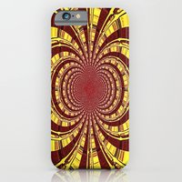 iPhone & iPod Case featuring HYPER by lucborell