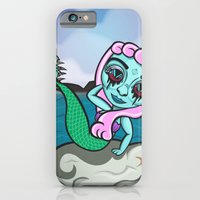 """iPhone & iPod Case featuring """"Draw me like one of your French Girls!"""" by illustrationsbynina"""