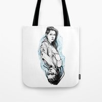 sarah and cosima Tote Bag