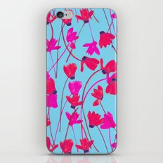 Flowering Cyclamen #5 iPhone & iPod Skin