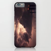 iPhone & iPod Case featuring Industrial Spark II by Augustina Trejo