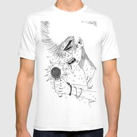 PUNKs Mens Fitted Tee White SMALL