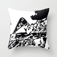 Nightdream-women Throw Pillow