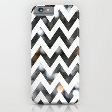 Chevron Glitter iPhone 6 Slim Case