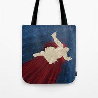 When Hondas Fly (Homage To Street Fighter's E. Honda) Tote Bag