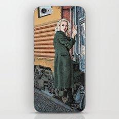 A Departure iPhone & iPod Skin