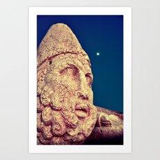 Nemrut II Art Print