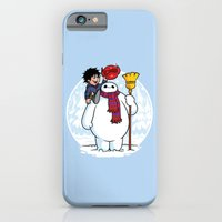 Inflatable Snowman iPhone 6 Slim Case