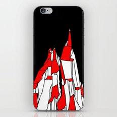 Kazalt Mountain iPhone & iPod Skin