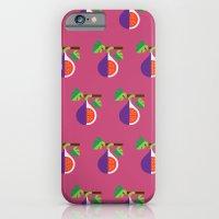 Fruit: Fig iPhone 6 Slim Case
