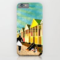 iPhone & iPod Case featuring Life's a Beach by Sian Roberts