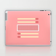 #75 Matches Laptop & iPad Skin
