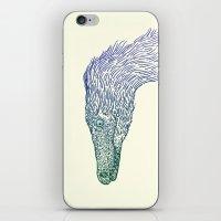 Velociraptor iPhone & iPod Skin