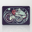 Lost in Time iPad Case
